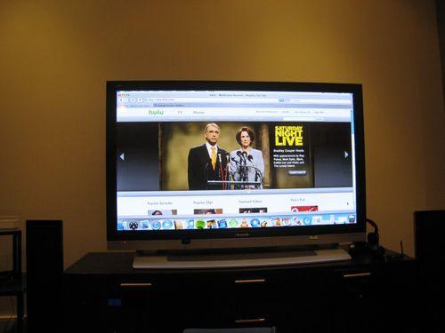 Hulu on web