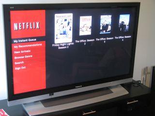 Netflix watch instantly
