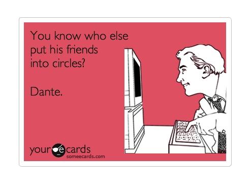 Dante ecard