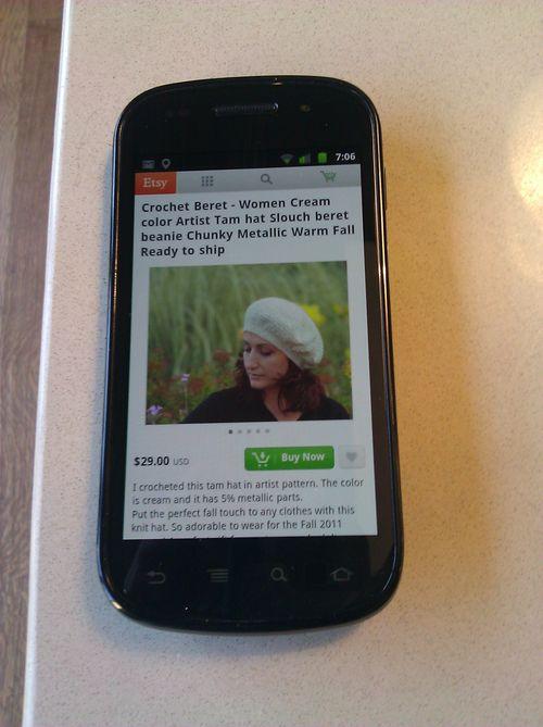 Etsy android fixed