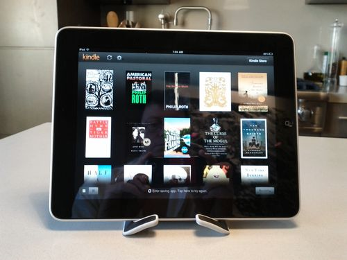 Kindle browser