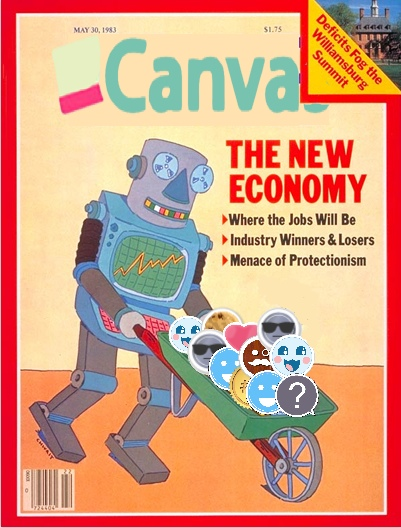 Canvas new economy