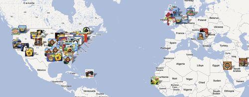 Heyzap game map