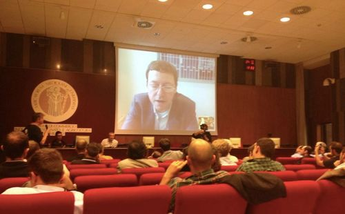Milan talk