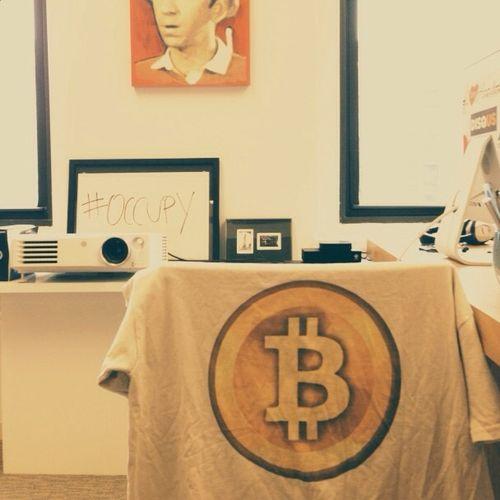 Bitcoin tshirt
