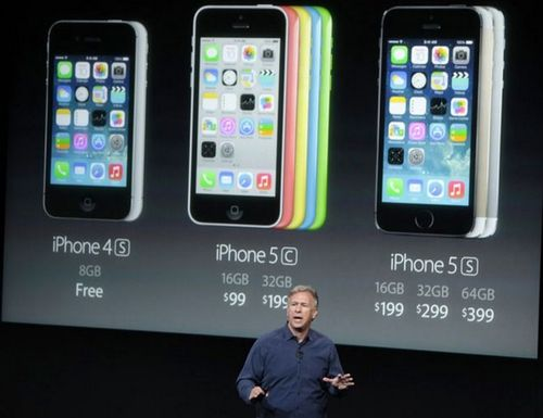 Iphone product line