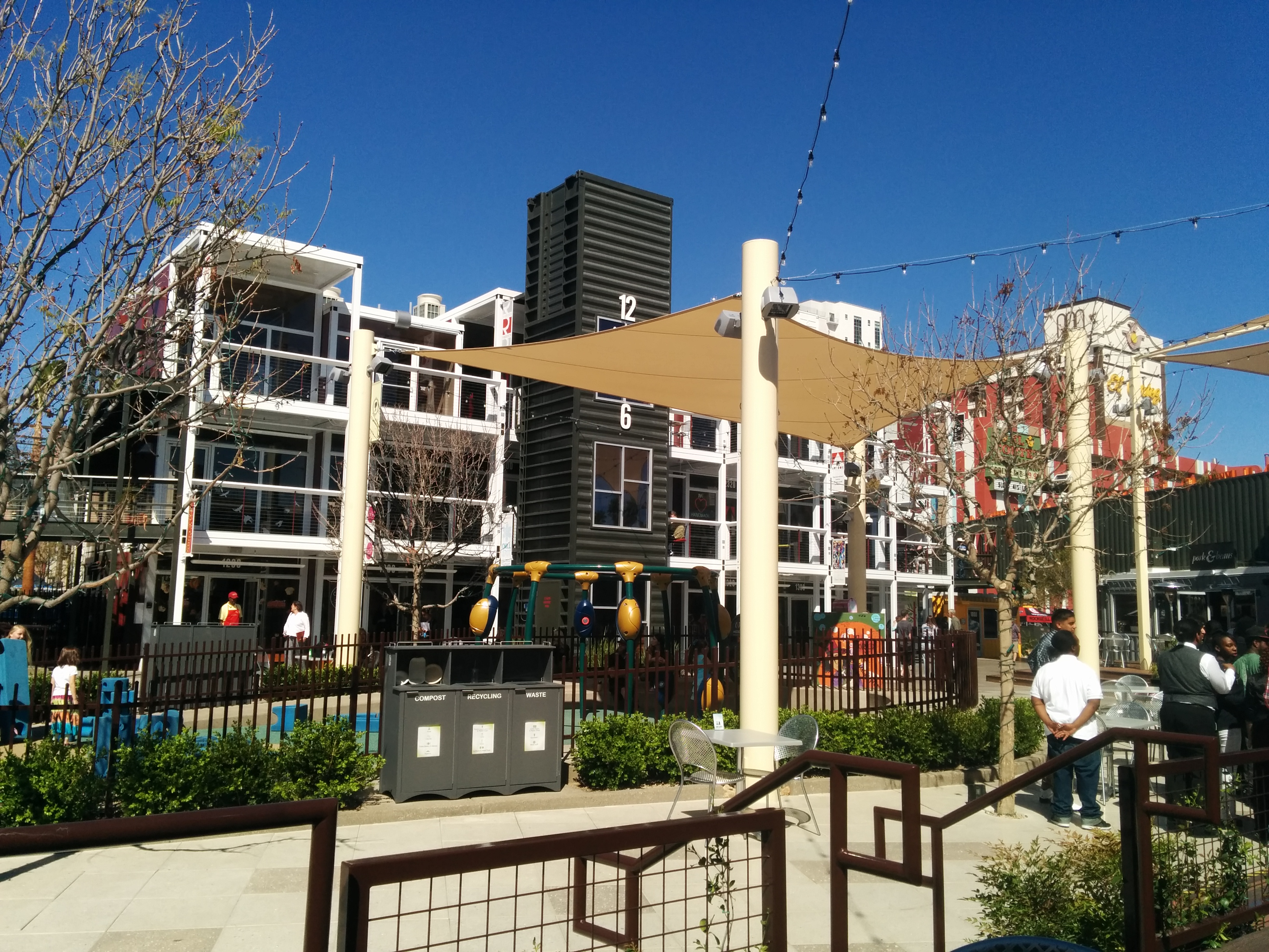 Revitalizing urban cores avc - Container homes in los angeles ...
