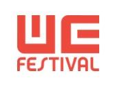 we festival logo