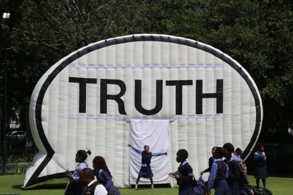 Truth Booth