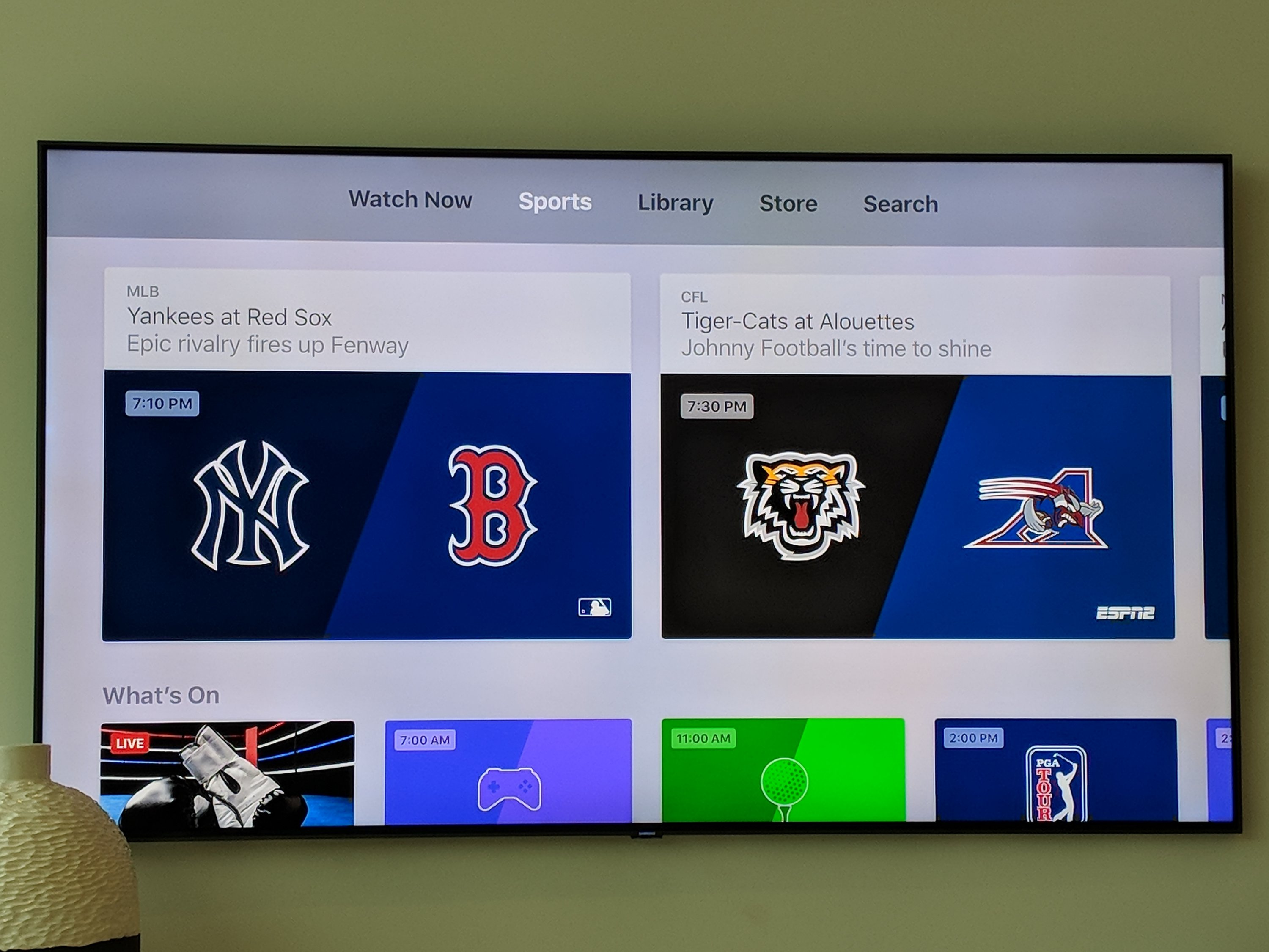 Feature Friday: The AppleTV TV App – AVC