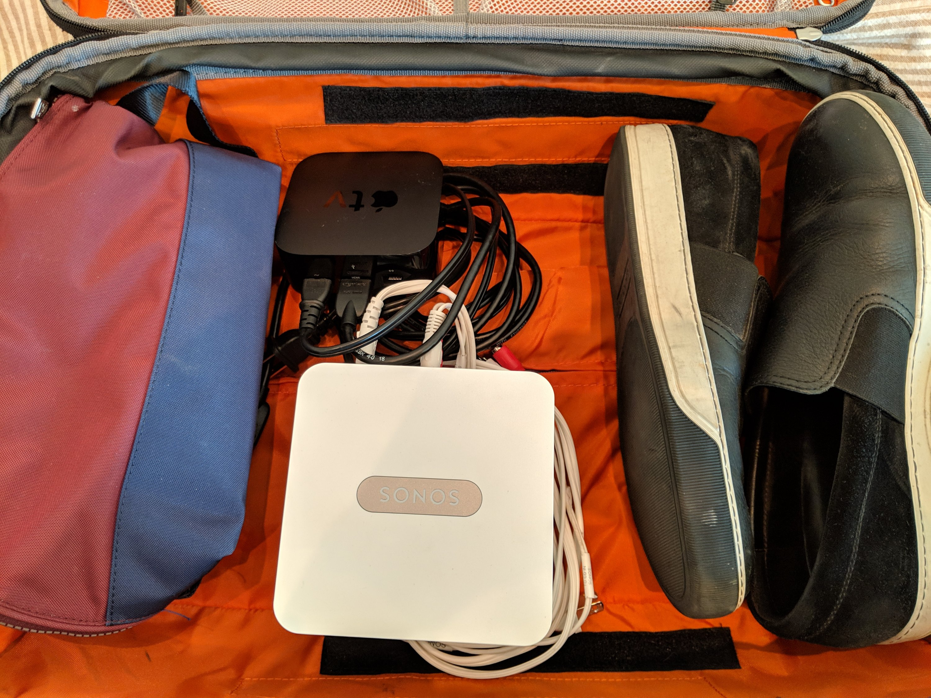 Portable TV and Music – AVC