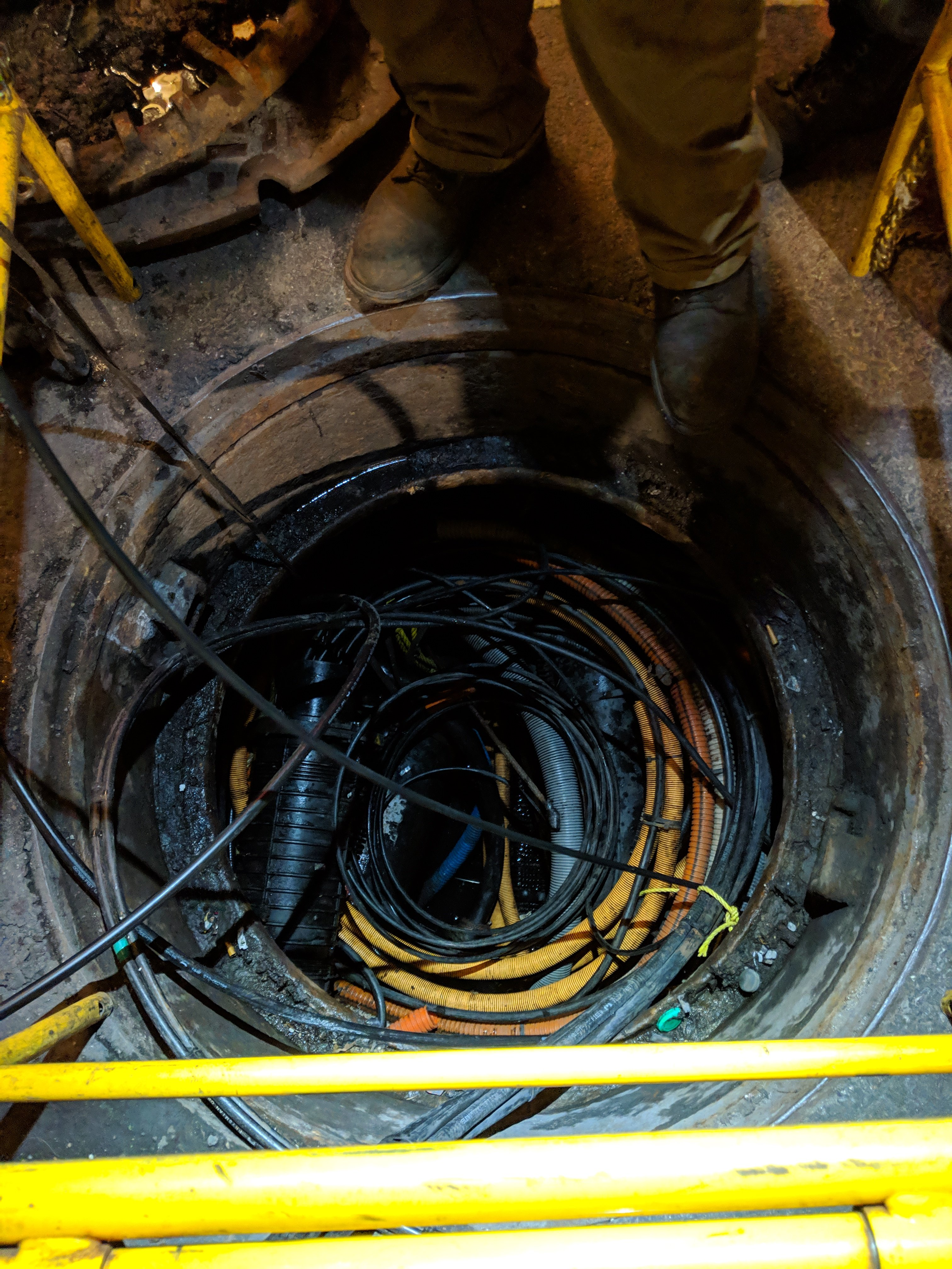 Underground Infrastructure