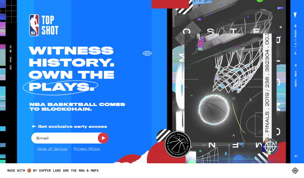 National Basketball Association and 'CryptoKitties' creator Dapper Labs to launch blockchain-based collectible game